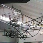 モーリスファルマン複葉機